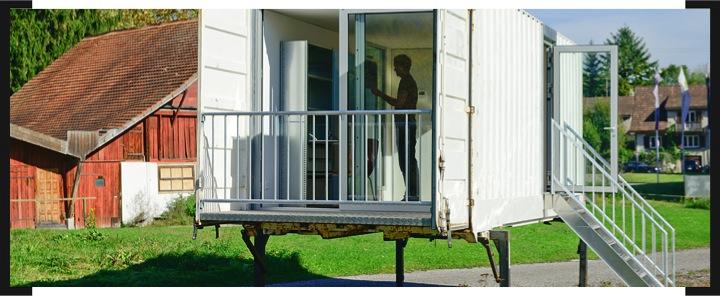 Kompetenz in mobilen Raumeinheiten